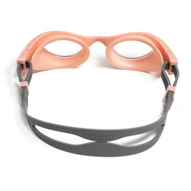 arena The One Schwimmbrille Damen clear/apricot/warm grey
